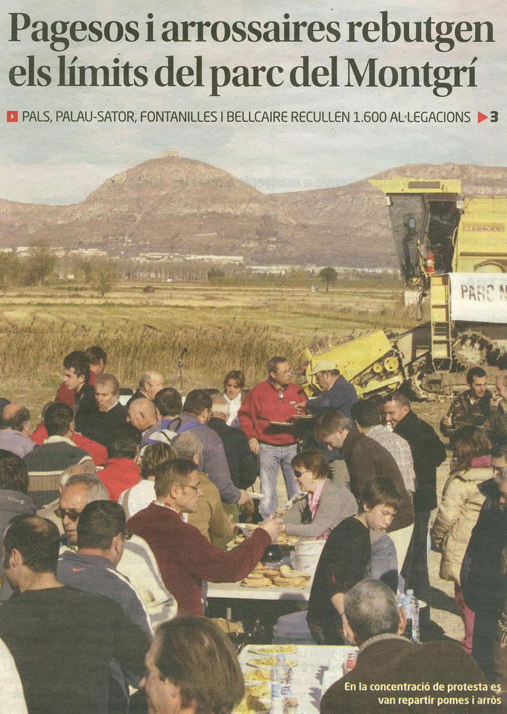 Diari de Girona, 16-11-2008