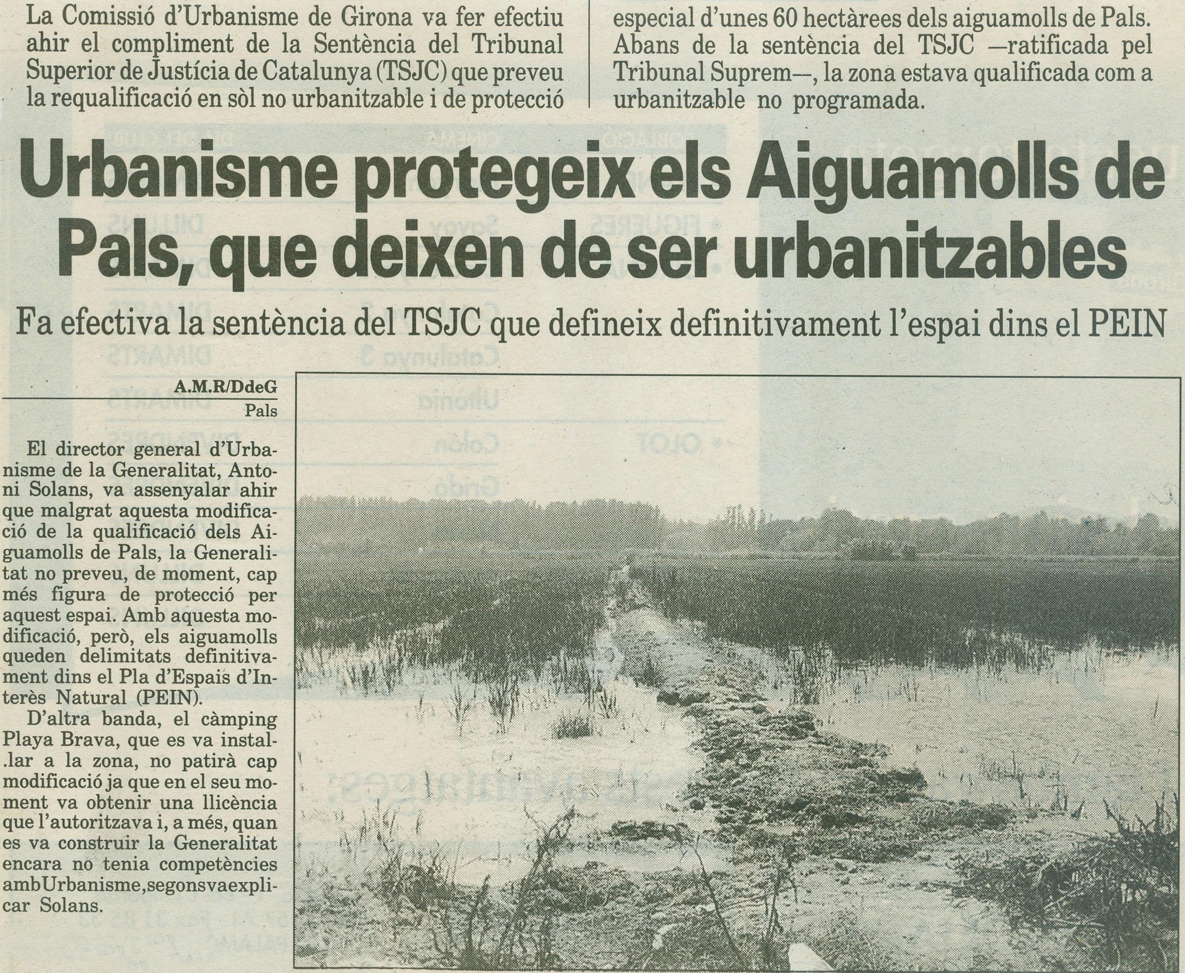 Diari de Girona, 16-4-1997