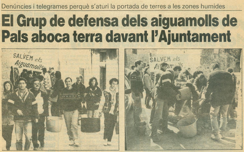Diari de Girona, 4-3-1988