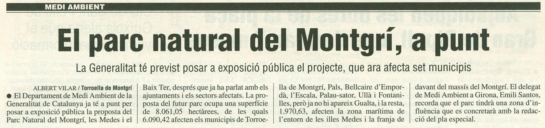 El Punt, 28-5-2008