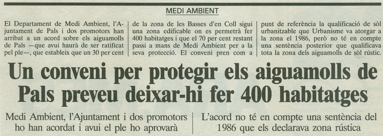 El Punt, 5-3-1992