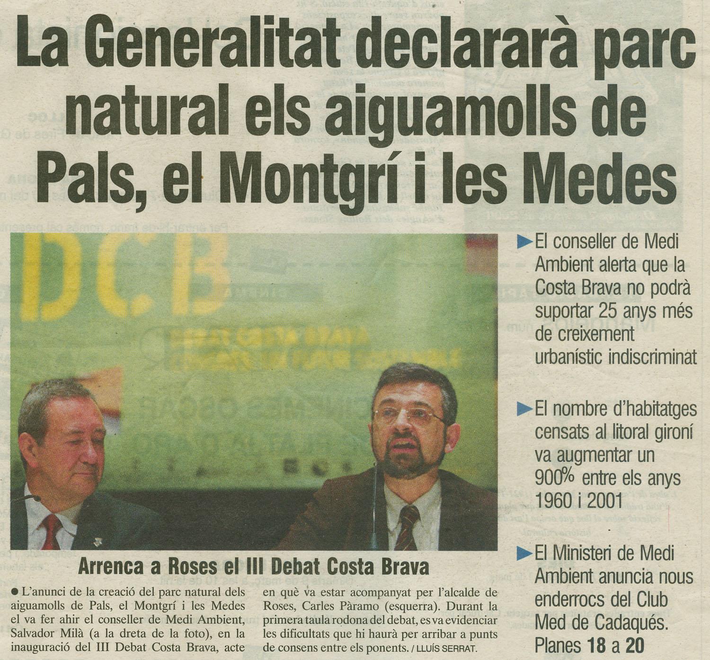 El Punt, 6-3-2004