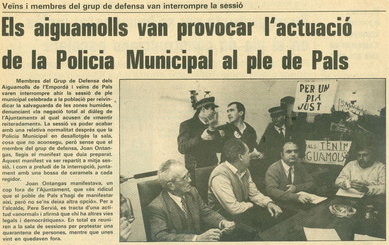 Los Sitios, 26-2-1986